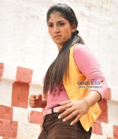 Actress Ayesha in Kannada Movie Sidilamari