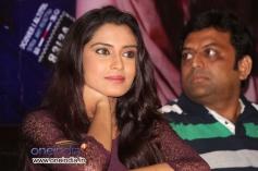 Actress at Film Preethi Geethi Ithyadi Press Meet