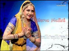 Actress Hema Malini Latest Photoshoot