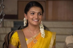 Actress Saranya Mohan