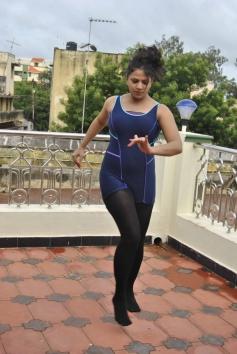 Actress Shivani