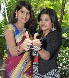 Actresses at Film Devudu Deyyam Manishi Launch