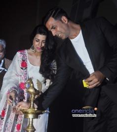 Akshay Kumar and Nimrat Kaur Inaugurates Jagran Film Festival