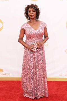 Alfre Woodard at 65th Emmy Awards 2013