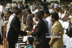 Amitabh Bachchan, Ajith Kumar at 100 Years of Indian Cinema Celebration Closing Ceremony