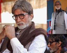 Amitabh Bachchan as Teacher in Aarakshan