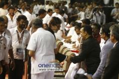 Amitabh Bachchan, Kamal Hassan at 100 Years of Indian Cinema Celebration Closing Ceremony Photos