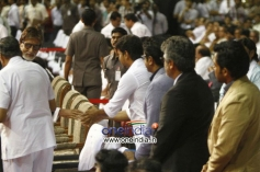 Amitabh Bachchan, Vijay at 100 Years of Indian Cinema Celebration Closing Ceremony Photos