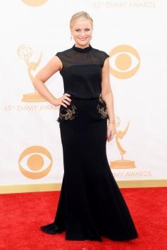 Amy Poehler at 65th Emmy Awards 2013