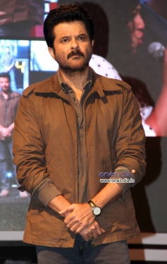 Anil Kapoor during the launch of Anil Kapoor's 24 series