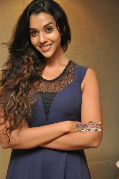 Anu Priya at Potugadu Success Meet