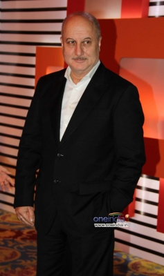 Anupam Kher at launch of Anil Kapoor's 24 series