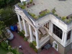 Areial View of Shahrukh Khan Mannat