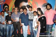 Arjun Janya, Rangayana Raghu, Darshan, Sadhu Kokila, Ashwini at Chaddi Dosth Press Meet