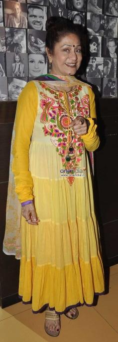 Aruna Irani at premiere of film Raqt - Ek Rishta