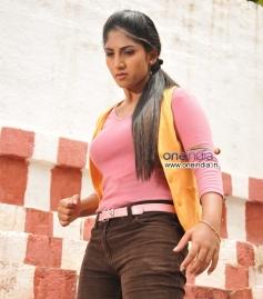 Ayesha in Kannada Movie Sidilamari