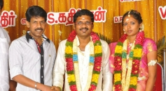Bala at Director Kathir Wedding Photos