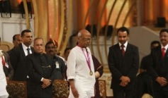 Bapu at 100 Years of Indian Cinema Celebration Closing Ceremony