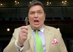 Rishi Kapoor as Teacher in Student Of The Year
