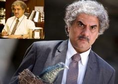 Boman Irani as Teacher in 3 Idiots