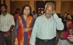 Celebs at Actor Bharath and Jesslie wedding reception