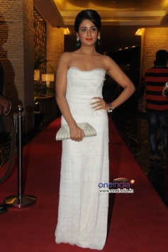 South Indian actress Parul Yadav at SIIMA Awards 2013 Pre-Party