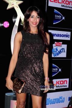Sanjjanaa Galrani at SIIMA Awards 2013 Pre-Party