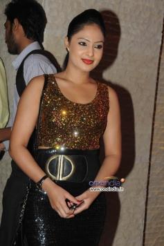 Nikesha Patel at SIIMA Awards 2013 Pre-Party