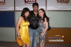 Celebs at Veena Malik's Super Model film premiere