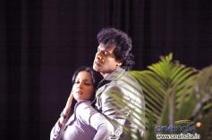 Celina Jaitley and Upendra still from XYZ