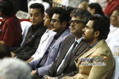 Celebs at 100 Years of Indian Cinema Celebration Closing Ceremony Photos