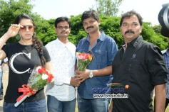 Charmy Kaur at Criminals Movie Launch