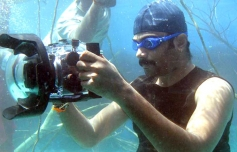 Cinematographer Sinu Sidharth