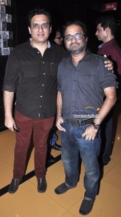 Daboo Malik and Maharukh Mirza at premiere of film Raqt - Ek Rishta