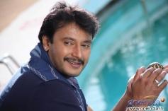 Darshan still from film Brindavana
