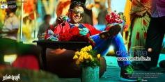 Dhruva Sarja in Kannada Movie Bahaddur