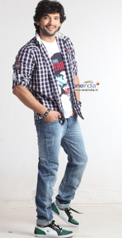 Diganth in Kannada Film Barfi