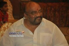 Actor Santhana Bharathi at Director Senthilnathan Son's Reception