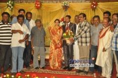 Senthil at Director Senthilnathan Son's Reception