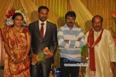 Perarasu at Director Senthilnathan Son's Reception