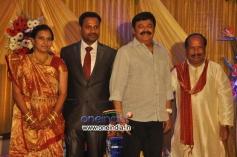 Madhan Bob at Director Senthilnathan Son's Reception