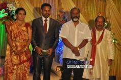 G.Siva at Director Senthilnathan Son's Reception