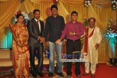 Subbu Panchu Arunachalam at Director Senthilnathan Son's Reception