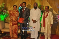 Piraisoodan at Director Senthilnathan Son's Reception
