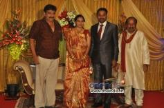 Ramesh Khanna at Director Senthilnathan Son's Reception