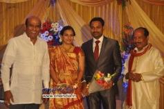 Vagai Chandrasekar at Director Senthilnathan Son's Reception