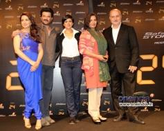 Divya Dutta, Anil Kapoor, Mandira Bedi, Shabana Azmi and Anupam Kher