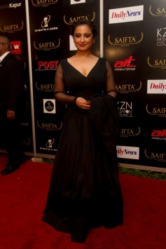 Divya Dutta at the red carpet of SAIFTA