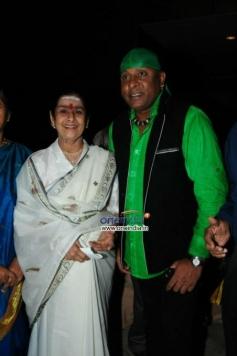 Drums Sivamani at Akkineni Nageswara Rao 90th Birthday Celebrations