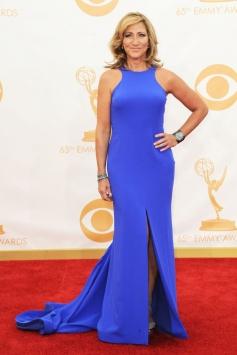Edie Falco at 65th Emmy Awards 2013
